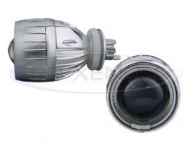 Proiectoare Lupa Bi-Xenon cu AngelEyes Alb - 2GB
