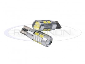 LED T10 (W5W) 10 SMD 5730 CANBUS PREMIUM