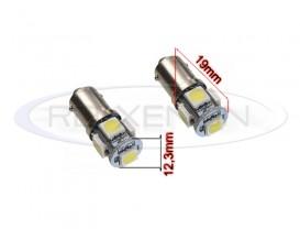 LED BA9S 5 SMD