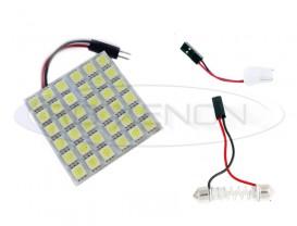 LED Festoon (Sofit), T10, Autoadaptabil 36 SMD