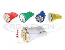 LED T10 (W5W) 8 SMD