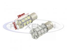 LED P21W (BA15S) 27 SMD