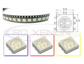 LED SMD PLCC6 5050