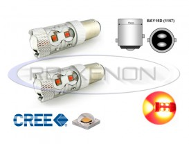 LED P21W 5W (BAY15D) CREE 50W
