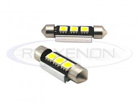 LED Festoon (Sofit) 36mm 3 SMD CANBUS