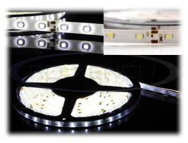 Banda 300 LED 3528 ALB - 500 cm Impermeabila