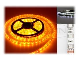 Banda 300 LED 5050 GALBEN - 500 cm Impermeabila