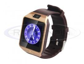 Smartwatch DZ09 Auriu