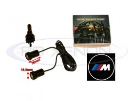 Set LED Logo Laser Cree 7W - BMW M Type