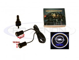Set LED Logo Laser Cree 7W - OPEL