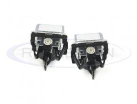 Set Lampi Numar Mercedes Clasa C W204, E W212, S W221