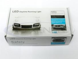 DRL 5-LED 1W - 150mm x 29mm