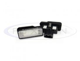 Set Lampi Numar Mercedes Clasa E W211, Clasa C S203 Break