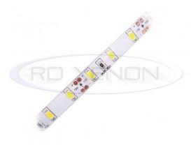 Banda 300 LED 5050 ALB CALD - 500 cm Impermeabila