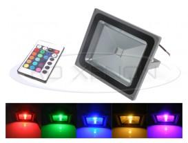 Proiector LED 30W RGB - IP65