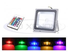Proiector LED 50W RGB - IP65