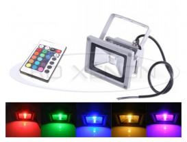 Proiector LED 10W RGB - IP65
