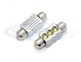 LED T10 CREE 3W Reflector