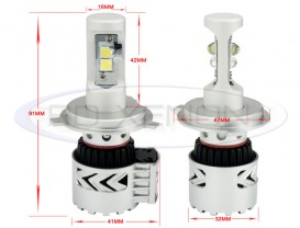 Kit LED CREE 36W Gen. 8 - CANBUS High Power