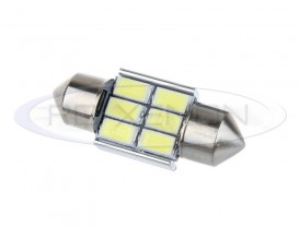 LED Festoon (Sofit) 31mm 4 SMD CANBUS
