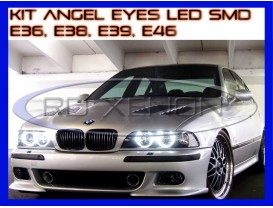 Kit Angel Eyes LED SMD - BMW E36, E38, E39, E46
