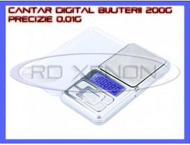Cantar Digital Precizie 0.01 Max 200G