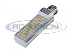 Bec LED Economic 44 SMD 5050 Aplica